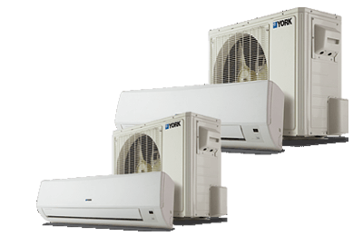Mitsubishi Ductless Units